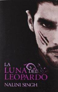 Portada de LA LUNA DEL LEOPARDO (PSI CAMBIANTES # 4)