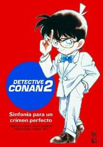 Portada de DETECTIVE CONAN 2: SINFONÍA DEL CRIMEN PERFECTO