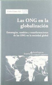 Portada de LAS ONG EN LA GLOBALIZACIÓN