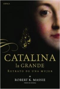 Portada de CATALINA LA GRANDE. RETRATO DE UNA MUJER