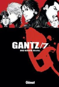 Portada de GANTZ/7 (GANTZ #7)