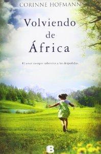 Portada de VOLVIENDO DE ÁFRICA