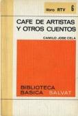 CAFÉ DE ARTISTAS Y OTROS CUENTOS