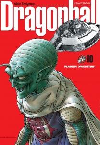 Portada de DRAGON BALL (ULTIMATE EDITION #10)