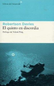 EL QUINTO EN DISCORDIA (TRILOGÍA DE DEPTFORD #1)