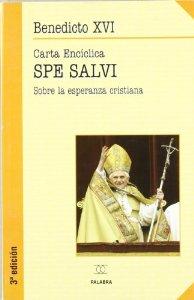 Portada de SPE SALVI: SOBRE LA ESPERANZA CRISTIANA