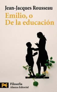 Portada de EMILIO, O DE LA EDUCACIÓN