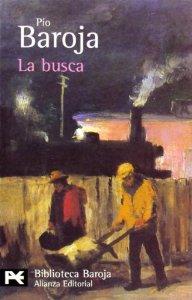 Portada de LA BUSCA (LA LUCHA POR LA VIDA#1)