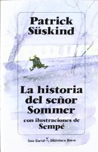 Portada de LA HISTORIA DEL SEÑOR SOMMER