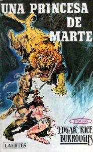 Portada de UNA PRINCESA DE MARTE (JOHN CARTER DE MARTE #1)