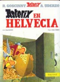 ASTÉRIX EN HELVECIA (ASTÉRIX #16)