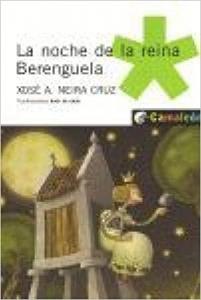 Portada de LA NOCHE DE LA REINA BERENGUELA