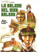 Portada de LA BALADA DEL MAR SALADO (CORTO MALTÉS#1)