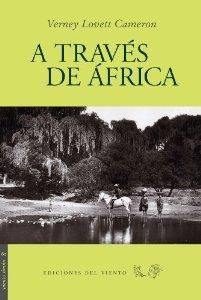 Portada de A TRAVES DE AFRICA