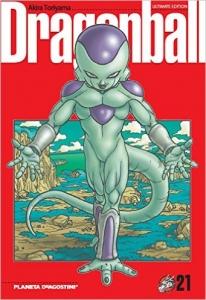 DRAGON BALL (ULTIMATE EDITION #21)