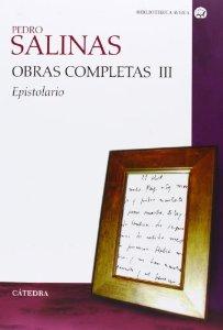OBRAS COMPLETAS. VOLUMEN III: EPISTOLARIO