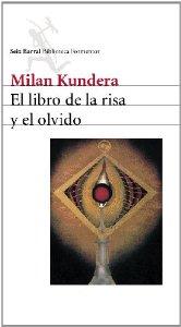 Portada de EL LIBRO DE LA RISA Y EL OLVIDO