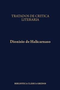 Portada de TRATADOS DE CRÍTICA LITERARIA