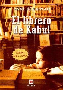 Portada de EL LIBRERO DE KABUL