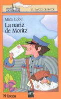 Portada de LA NARIZ DE MORITZ