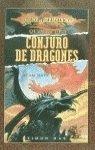 Portada de CONJURO DE DRAGONES (QUINTA ERA #2)