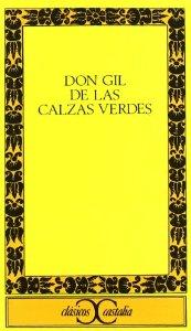 Portada de DON GIL DE LAS CALZAS VERDES
