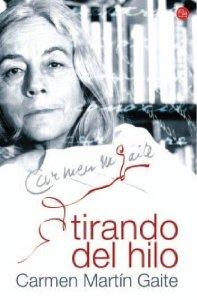 Portada de TIRANDO DEL HILO: ARTICULOS 1949-2000