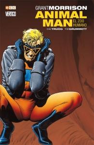 ANIMAL MAN LIBRO 1: EL ZOO HUMANO (ANIMAL MAN#1)