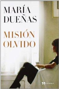Portada de MISIÓN OLVIDO