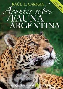 Portada de APUNTES SOBRE FAUNA ARGENTINA