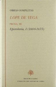 Portada de OBRAS COMPLETAS, PROSA, TOMO III
