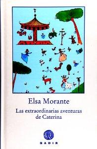 Portada de LAS EXTRAORDINARIAS AVENTURAS DE CATERINA