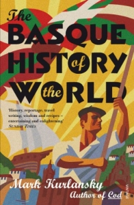 Portada de THE BASQUE HISTORY OF THE WORLD
