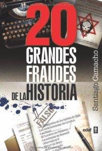 Portada de 20 GRANDES FRAUDES DE LA HISTORIA