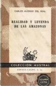 Portada de REALIDAD Y LEYENDA DE LAS AMAZONAS