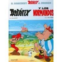 ASTÉRIX Y LOS NORMANDOS (ASTÉRIX #9)