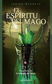 Portada de EL ESPÍRITU DEL MAGO (SAGA DE TRAMÓREA #2)