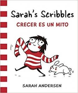 Portada de SARAH'S SCRIBBLES: CRECER ES UN MITO