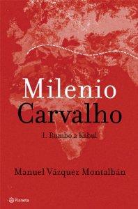 Portada de MILENIO CARVALHO I. RUMBO A KABUL