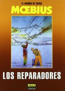 LOS REPARADORES (EL MUNDO DE EDENA 6)