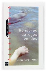 Portada de MONSTRUO DE OJOS VERDES