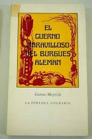 Portada de EL CUERNO MARAVILLOSO DEL BURGUÉS ALEMÁN