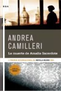 LA MUERTE DE AMALIA SACERDOTE