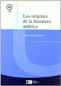 Portada de LOS ORÍGENES DE LA LITERATURA ARTÚRICA