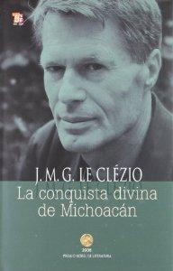 Portada de LA CONQUISTA DIVINA DE MICHOACÁN