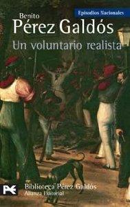 Portada de UN VOLUNTARIO REALISTA (EPISODIOS NACIONALES II #8)
