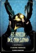 Portada de SIGFRIDO (EL ANILLO DEL NIBELUNGO#3)