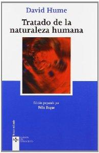 Portada de TRATADO DE LA NATURALEZA HUMANA