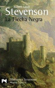 Portada de LA FLECHA NEGRA