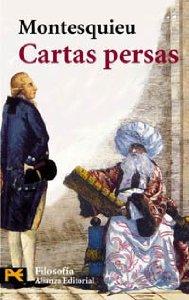 Portada de CARTAS PERSAS